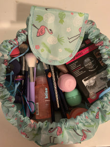 Expandable Makeup Bag
