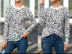 Casual Long Sleeve - Printed