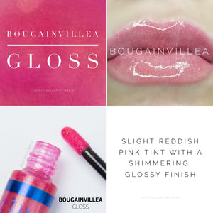 Bougainvillea lip Gloss LipSense