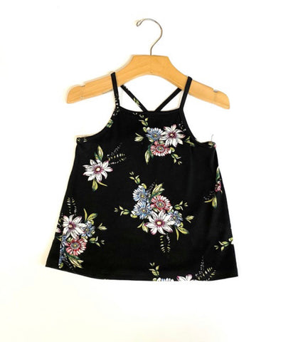 Floral Racer Back (kids)