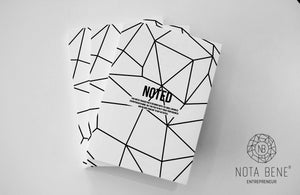 Nota Bene - Noted Pad Cover