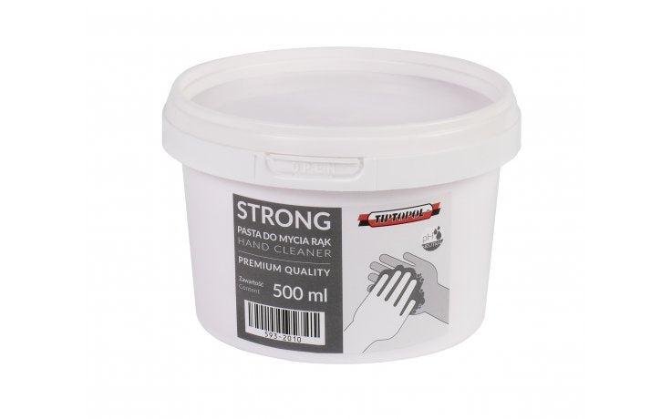 STRONG PINK HAND CLEANER WITH GRIT 500ML TIP-593-2010