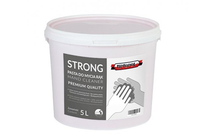 STRONG PINK HAND CLEANER WITH GRIT 5KG TIP-593-2020