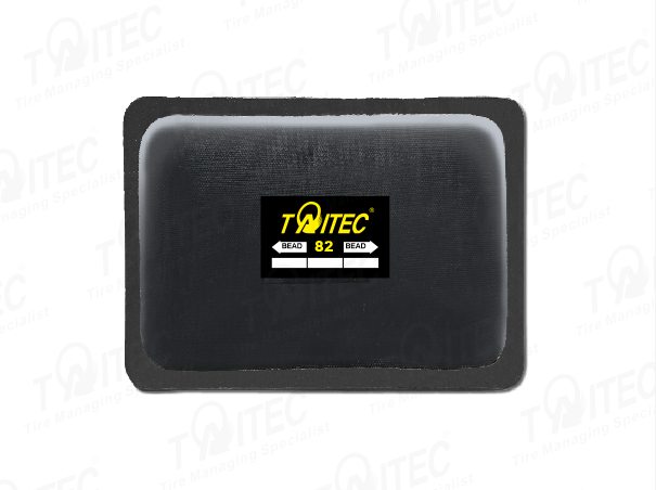 Taitec Tnra-82 Radial patch 185MM X 240MM (5pcs)