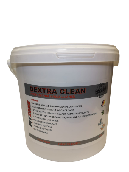DEXTRA CLEAN HAND CLEANING PASTE 4KG 80205
