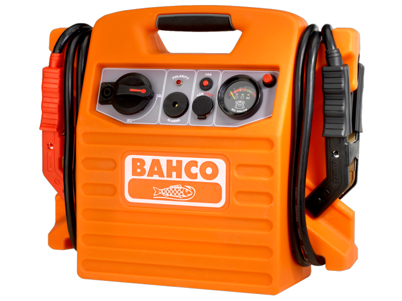 BAHCO BBA12-1200 Battery Booster 12V 1200 CA