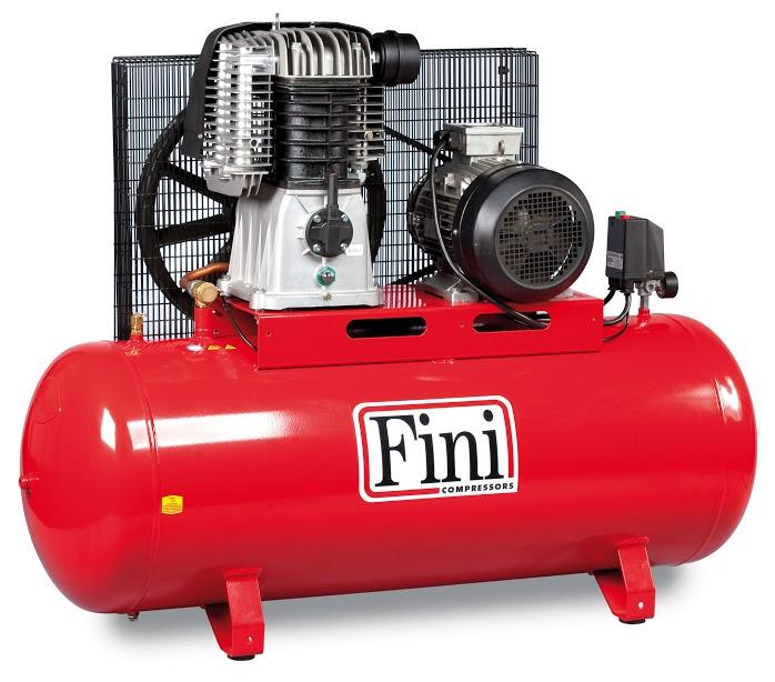 Fini 7.5HP 270Lt Air Compressor