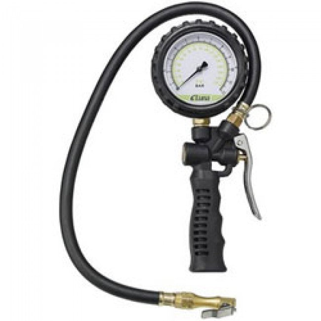 Luna Air Inflating Gun With Gauge