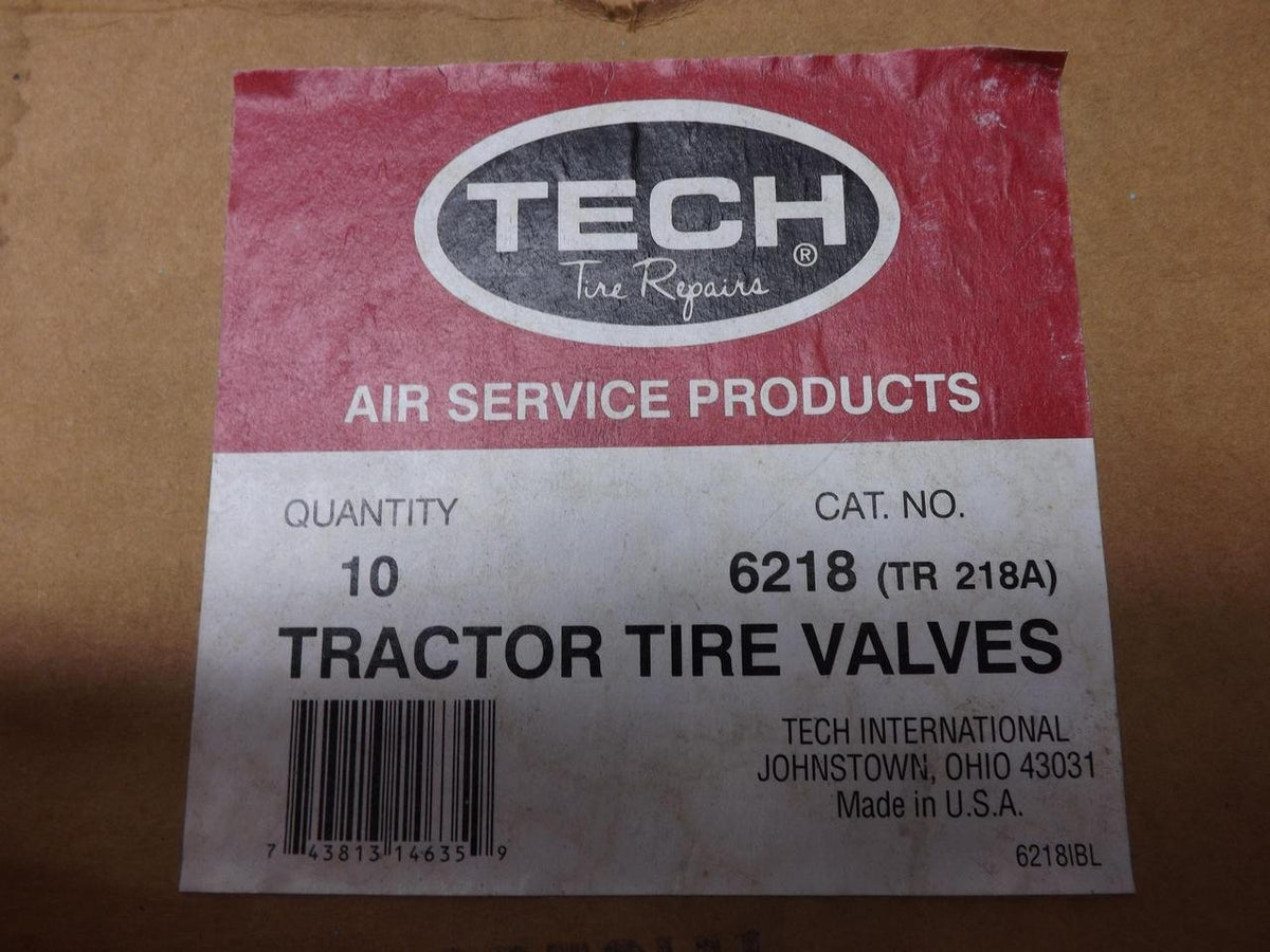 Tech Tractor Valve 10 pack