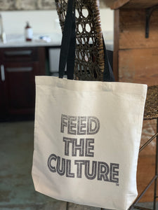 Feed The Culture (tm) Lagnaippe Tote