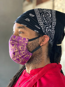 A $22.00 ORDER SHIPS YOU TWO Breathe Easy (sm) Masks and MASK DAT gives TWO (through June 6, 2020)  to a New Orleans First Responder
