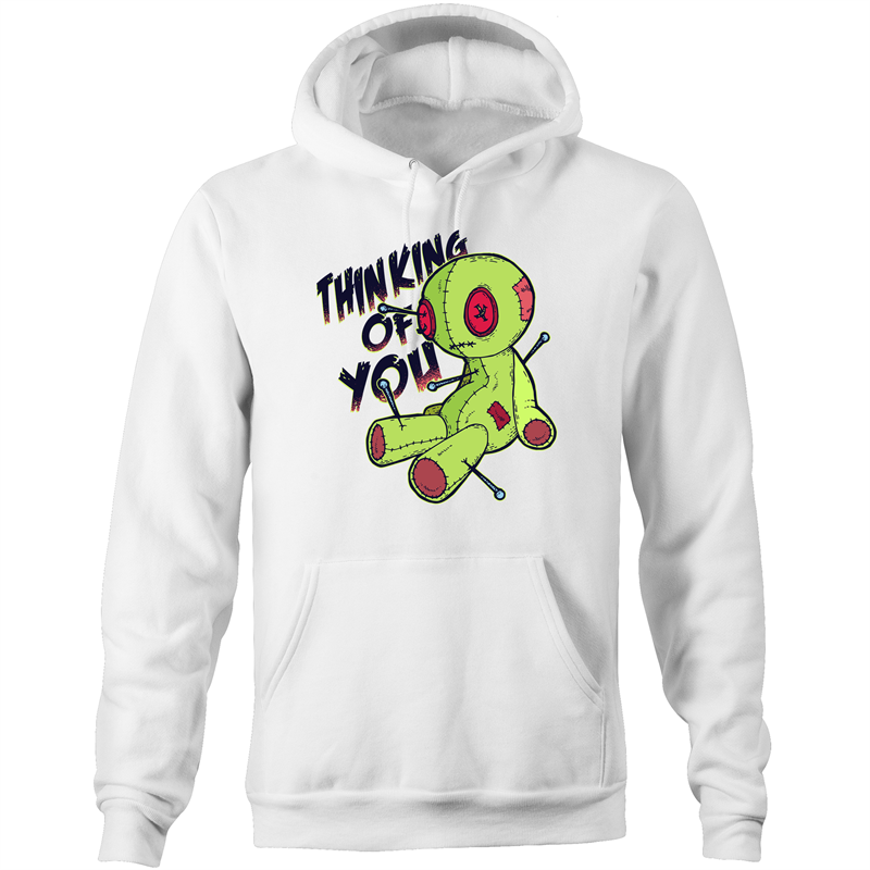 Thinking of You - Pocket Hoodie