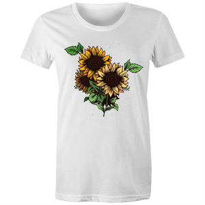 In Bloom - Womens T-shirt