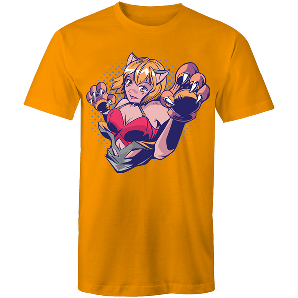 Anime Paws - Mens T-Shirt