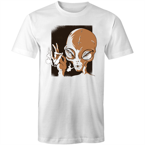 Cool Alien - Mens T-Shirt