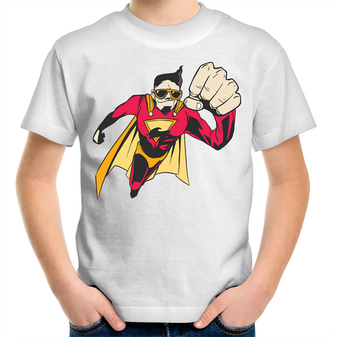 The Coolest of all Superheroes - Kids Youth T-Shirt