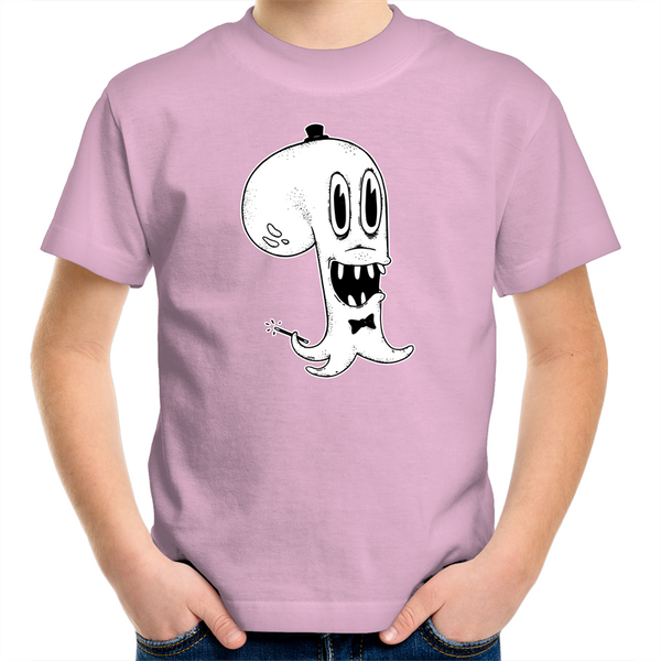 Magic Octopus - Kids Youth T-Shirt