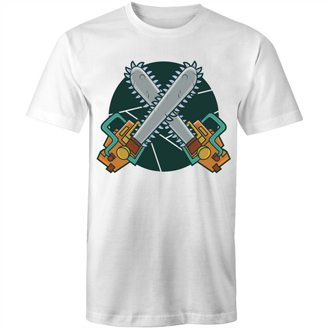 Chainsaw - Mens T-Shirt