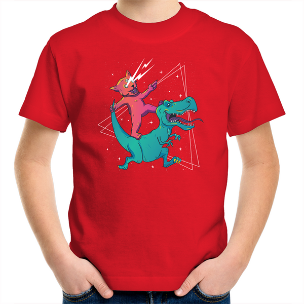 Dino - Kids Youth T-Shirt