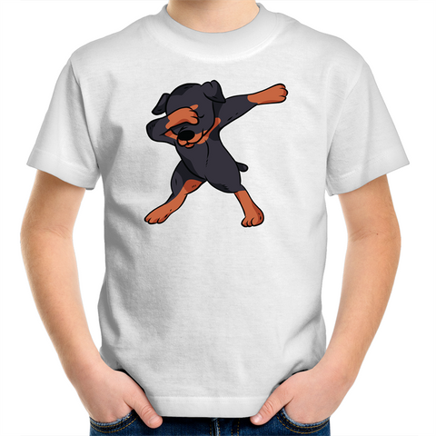 Doggy Dab - Kids Youth T-Shirt