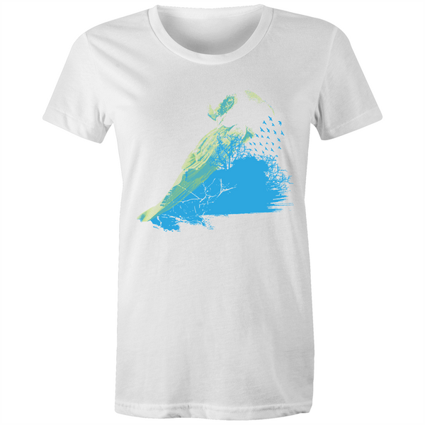 Mystic Forest - Womens T-shirt