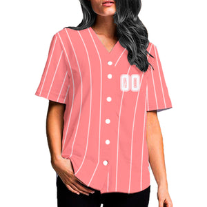jersey beisbol mujer rayas