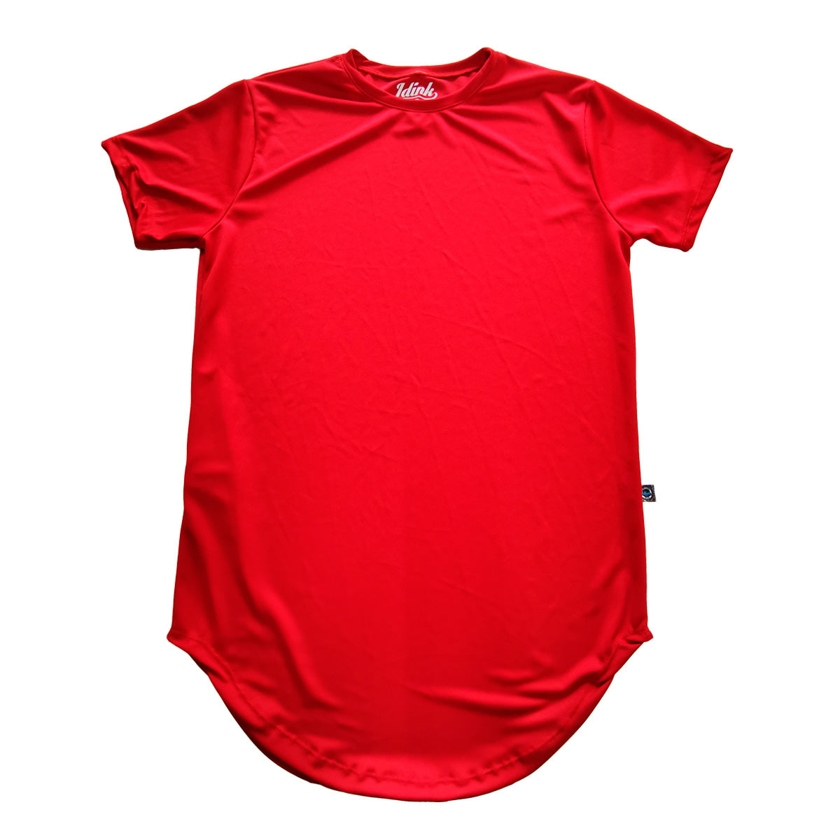 Playera Deportiva Long Fit Swag Curva