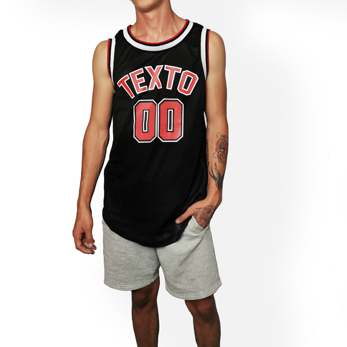 jersey basquetbol personalizable gdl