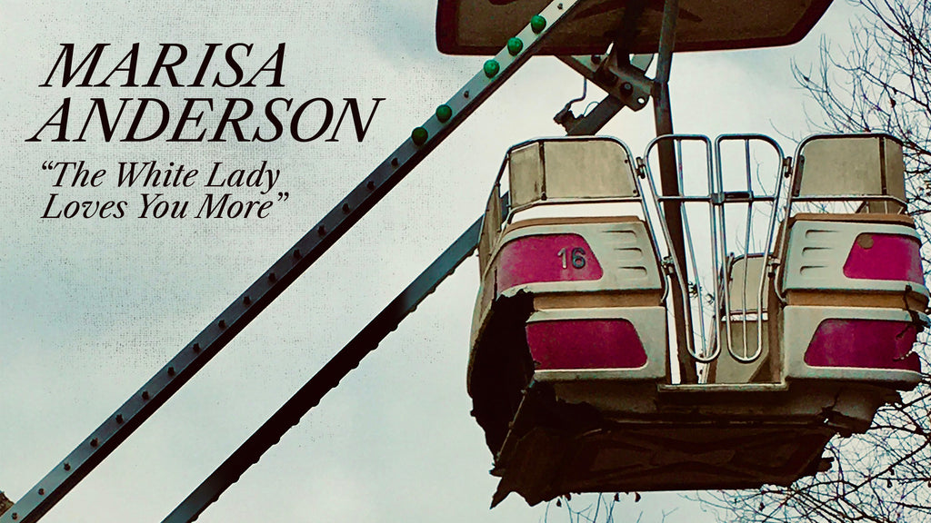 Marisa Anderson 'The White Lady Loves You More' - Elliott Smith Cover