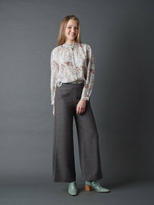 Tailored Trouser in  Plaid
