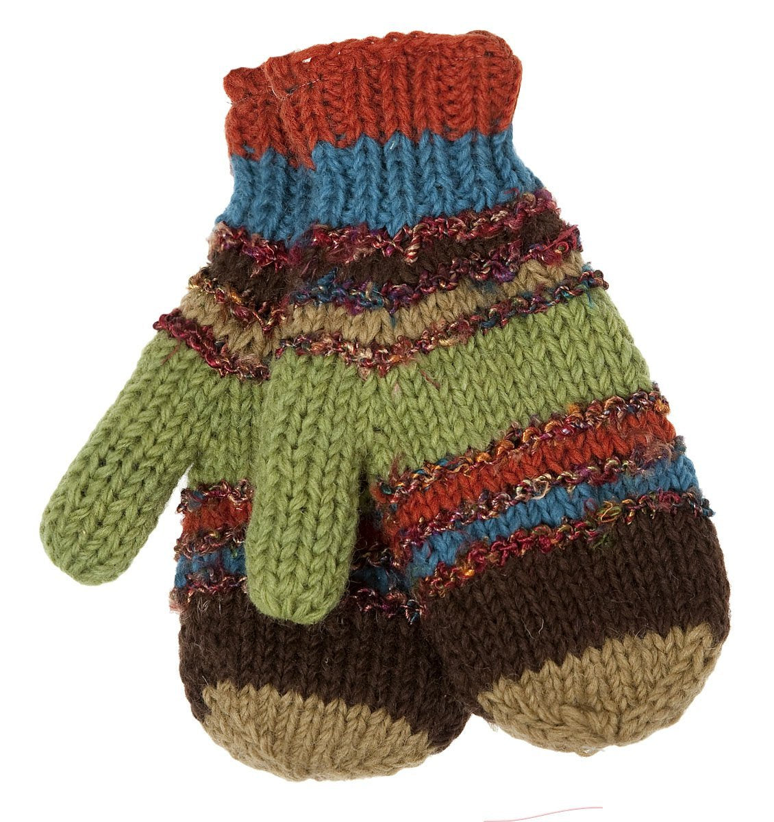 Swool Knit Mittens