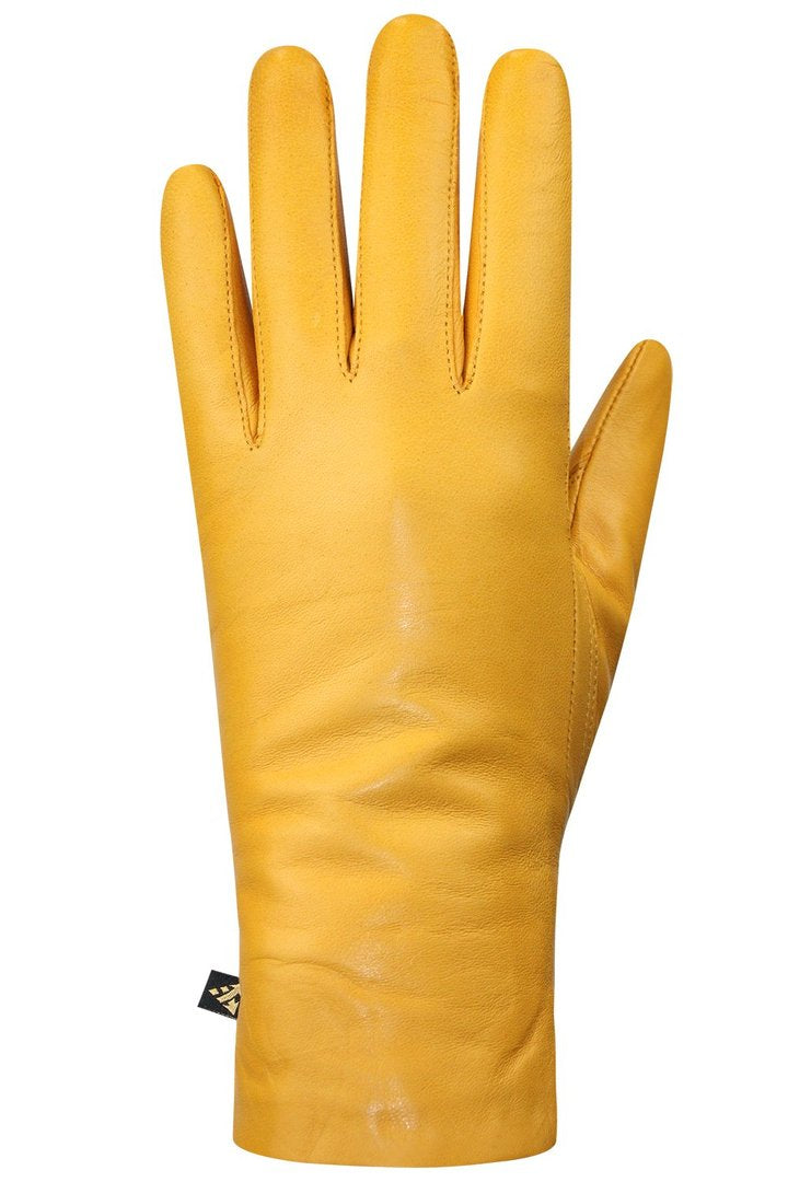 Clementine Leather Glove