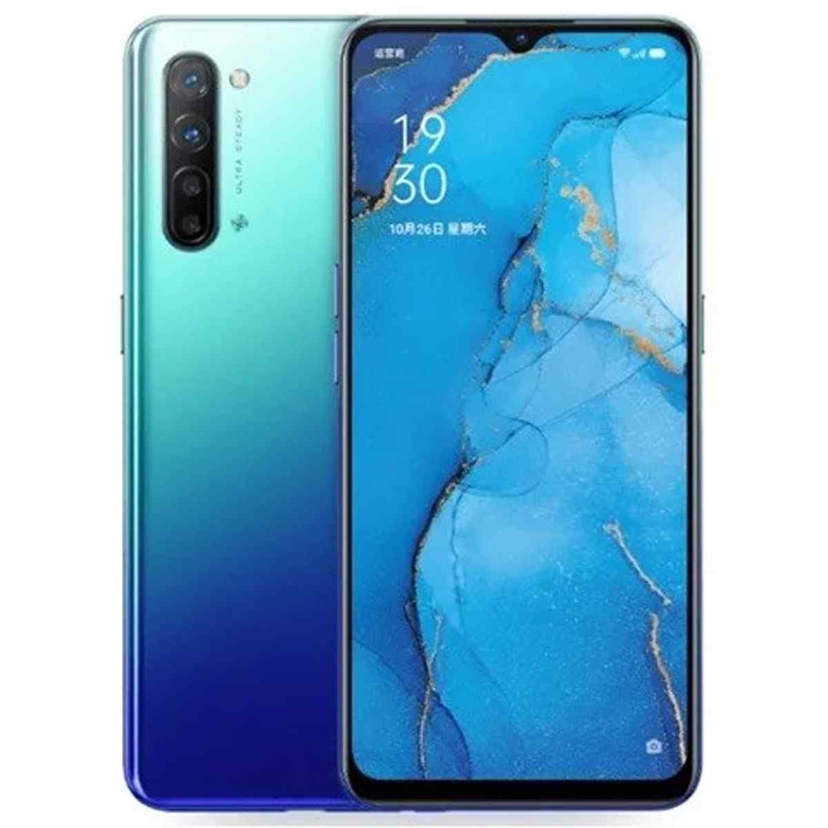 Oppo Reno 3 Dual Sim With Official Warranty