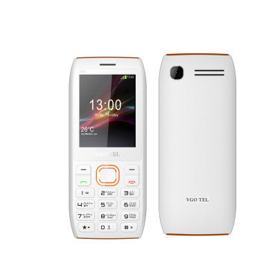 Vgotel i550 - 2.4 inches Dual Sim 3000mAh Battery