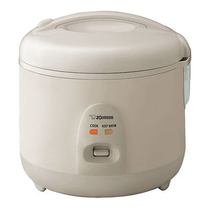 Zojirushi Conventional Rice Cooker & Warmer, 1.0 litres (5.5 Cups), Cinnamon Gold (NS-RNQ10-NL)