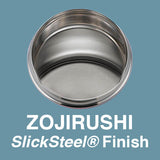 Zojirushi Stainless Steel Vacuum Insulated Food Jar, 500ml, Shiny Pink (SW-EAE-50-PS)
