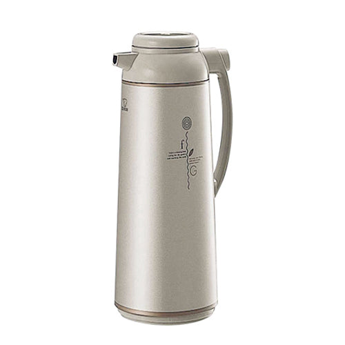 Zojirushi Glass Lined Vacuum Insulated Handy Pot, 1.3 litres, Herb Cacao (AFFB-13-TK)