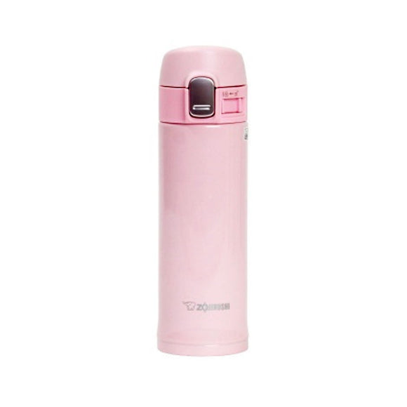 Zojirushi Stainless Steel Vacuum Bottle 300ml, Pearl Pink (SM-PB30-PP)