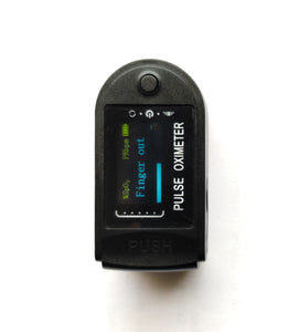 Pulse Oximeter (Black)