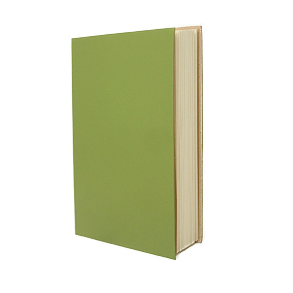 Chambers of Ink Genuine Leather Unlined Traveler's Notebook Diary (Lime)