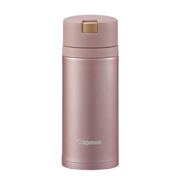 Zojirushi Stainless Steel Vacuum Insulated Bottle 0.36L (SM-XB36-PZ)