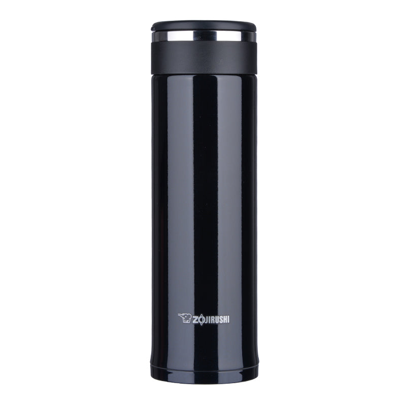 Zojirushi Stainless Steel Tuff Mug Bottle, 0.48L, Black (SM-JD48-BA)
