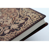 PaperBlanks Stitched Splendor Rosa Hard Cover Unlined, Midi