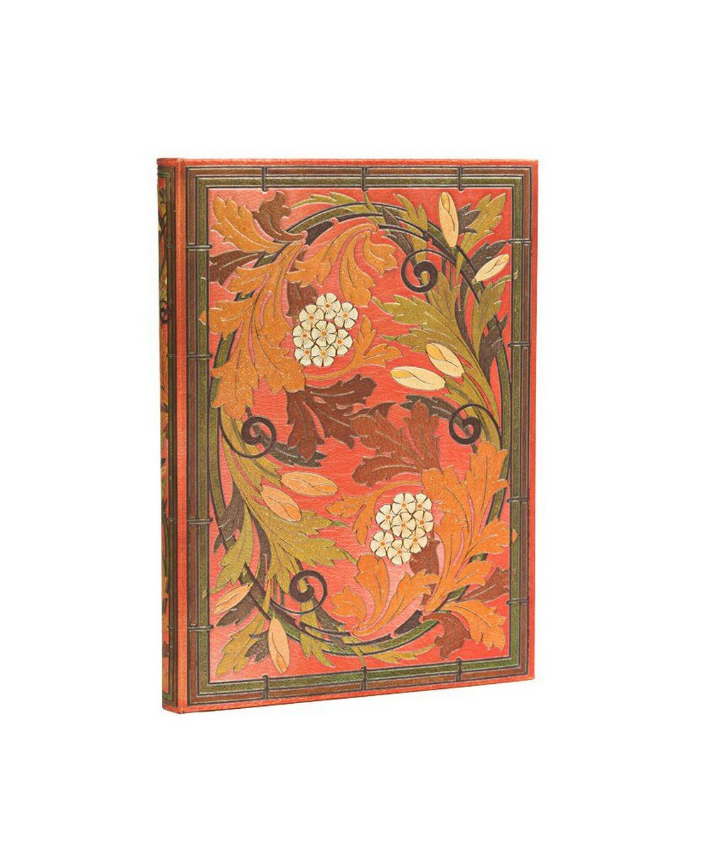 PaperBlanks Autumn Symphony Allegro Hard Cover Diary, Midi
