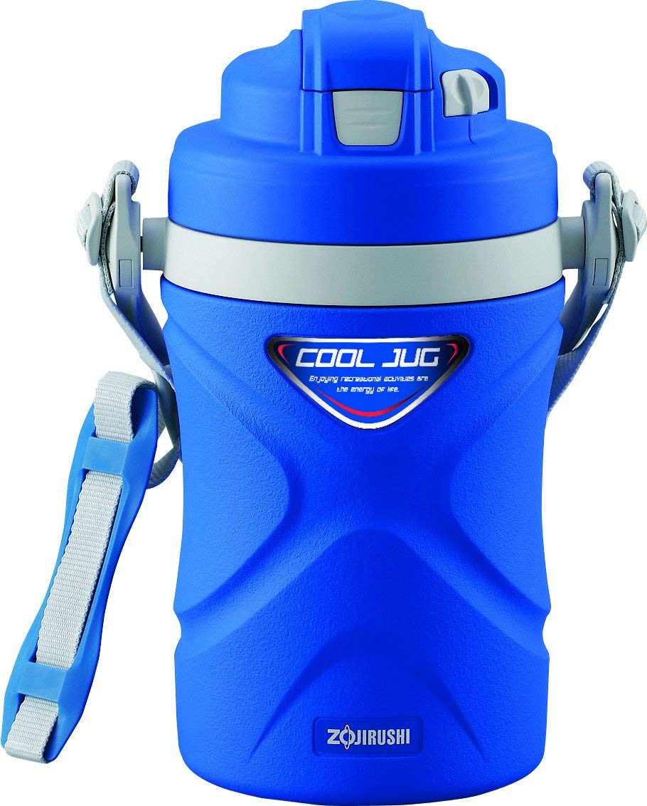 Zojirushi Cool Bottle, 2 litres, Blue (DJCA-20-AA)