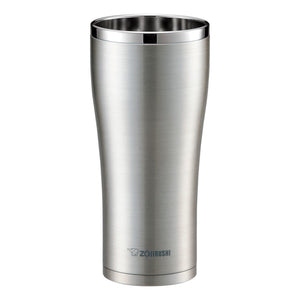 Zojirushi Stainless Steel Vacuum Insulated Stainless 600 ml Bottle (SX-DA60_XA)