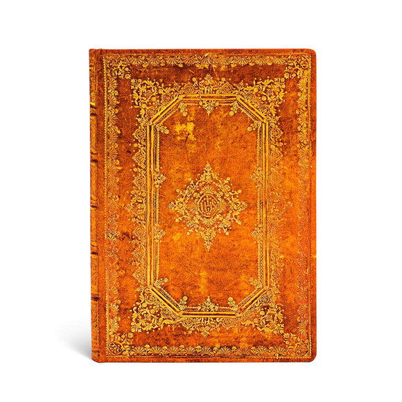 PaperBlanks Nova Stella Solis Hard Cover Unlined Diary, Mini