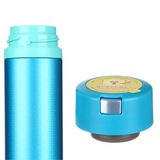 Zojirushi Stainless Steel Vacuum Insulated Bottle, 0.6L, Marine Blue (SM-XB60-AM)