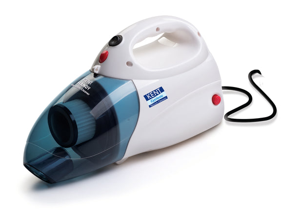 KENT Handy Vacuum Cleaner White