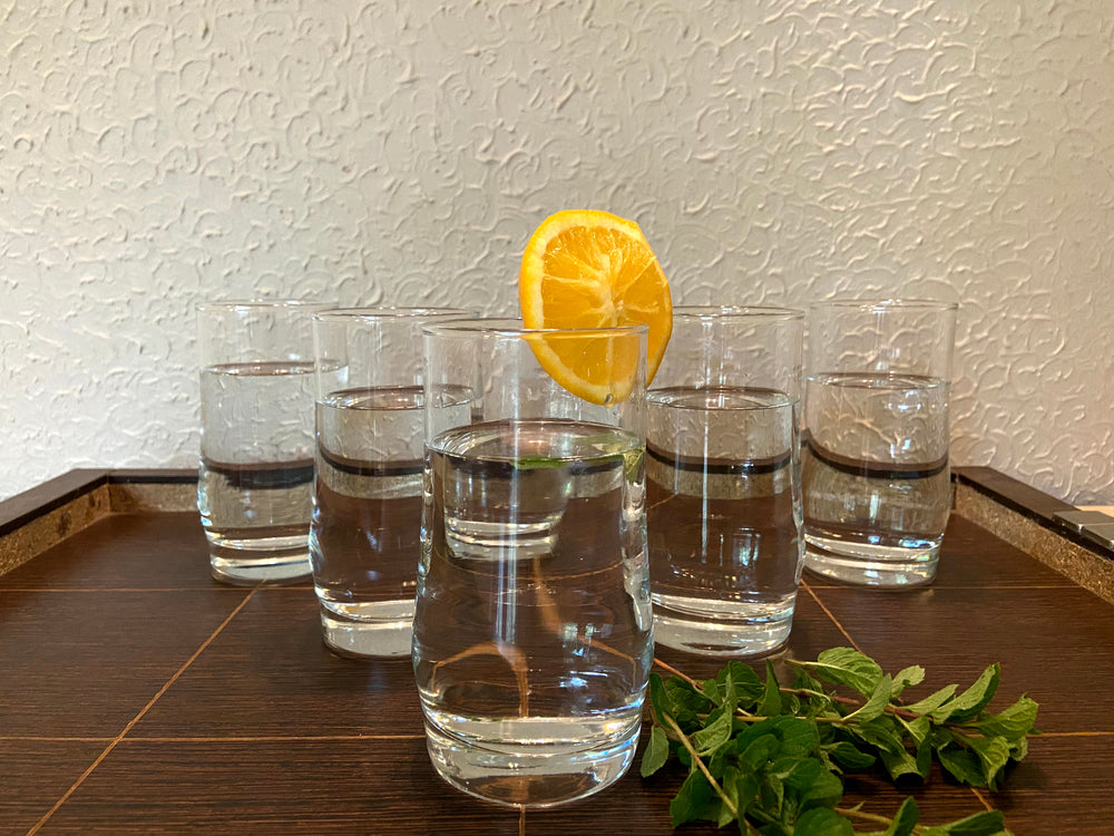 Q'Bon Juice Glass (Set of 6) (41C00415)